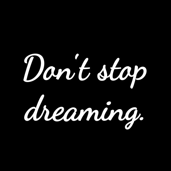 Derivations Skincare | Don't Stop Dreaming