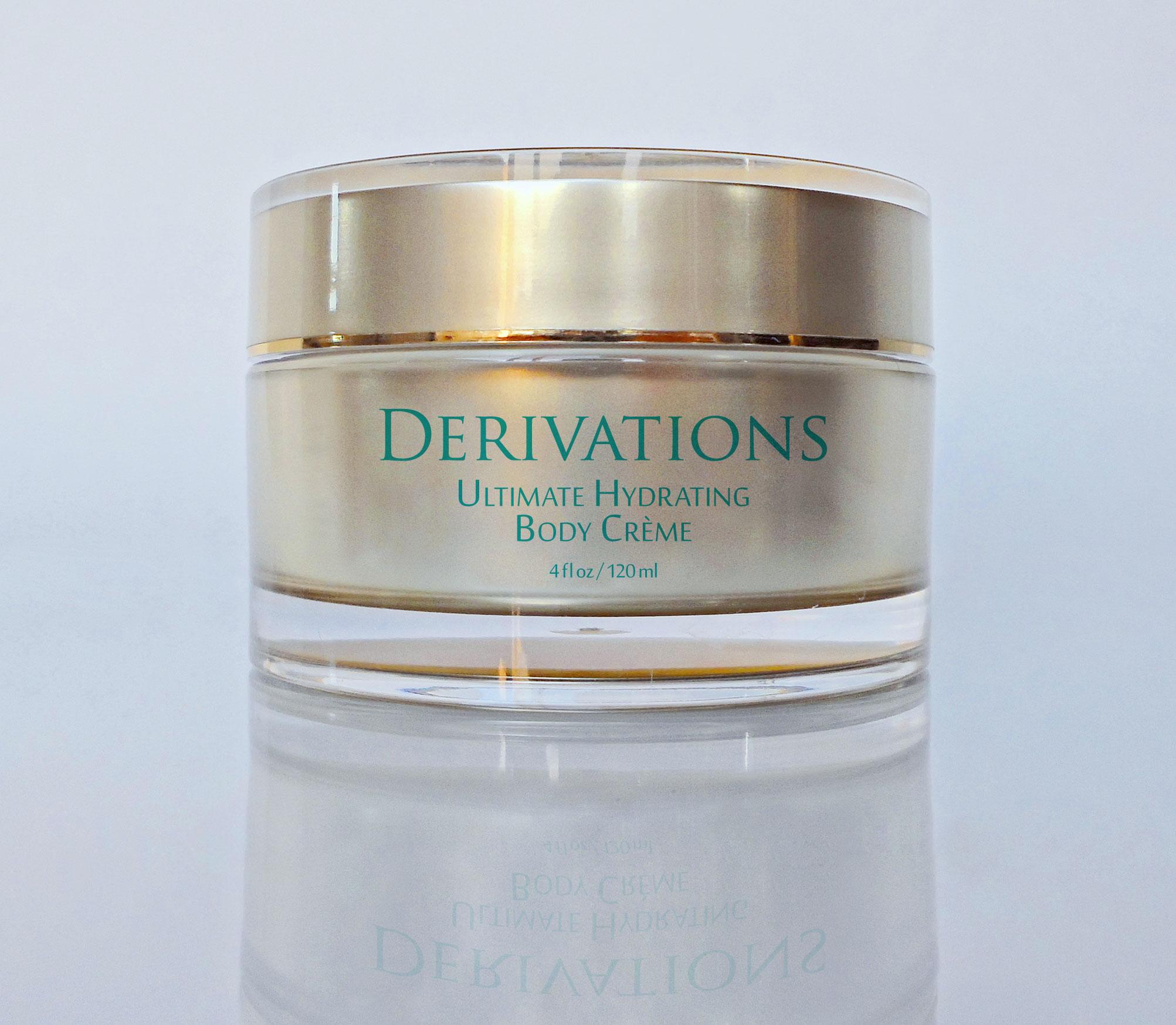 Derivations Skincare | Ultimate Hydrating Body Cream