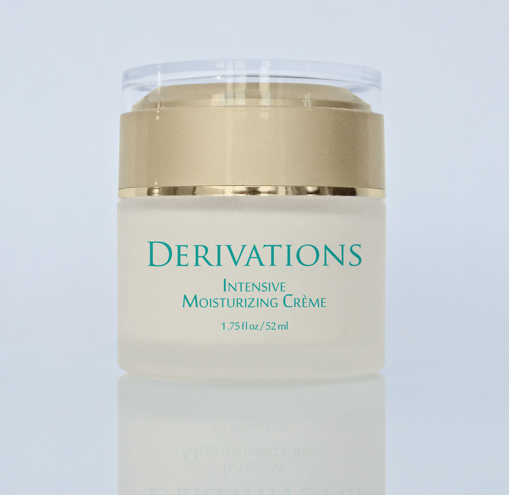 Intensive Moisturizing Crème with Olive Oil