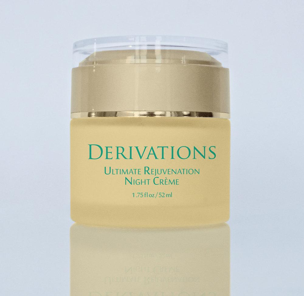 Ultimate Rejuvenation Night Crème