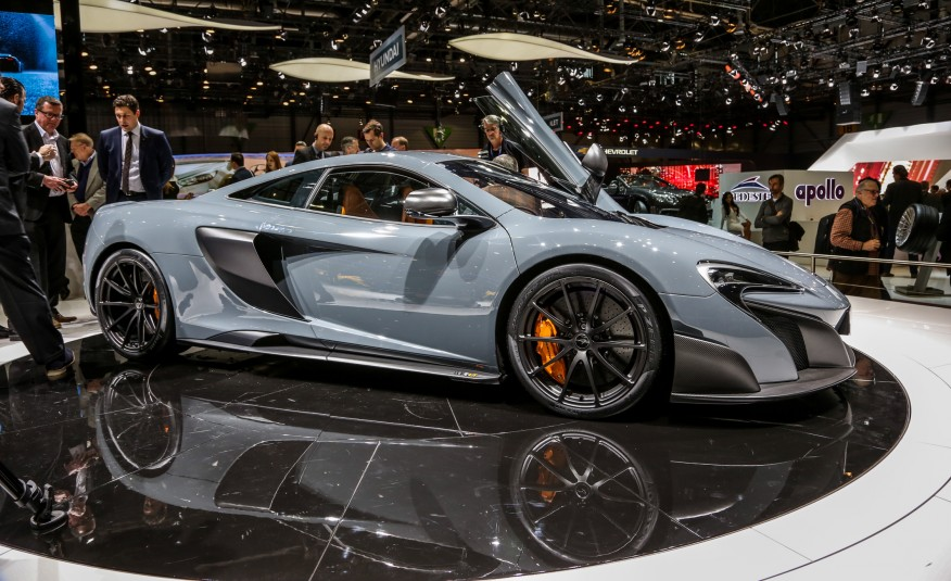 Photo:  2015 Geneva Auto Show