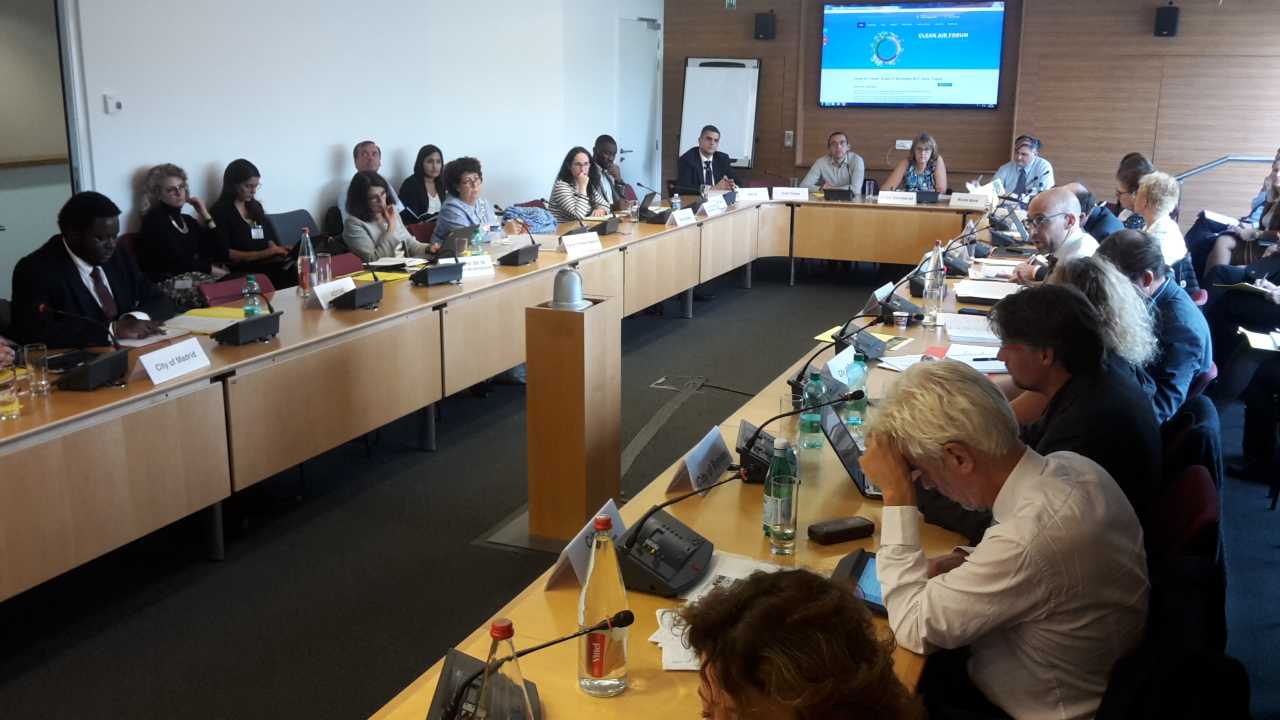 OECD GUAPO