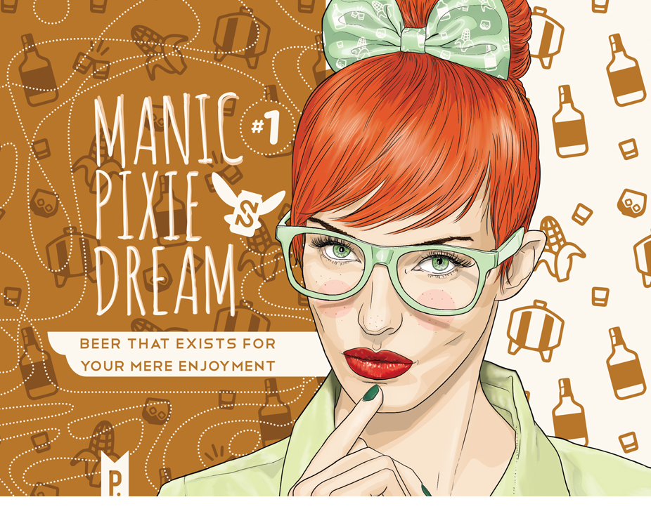 Manic Pixie Dream Beer #1