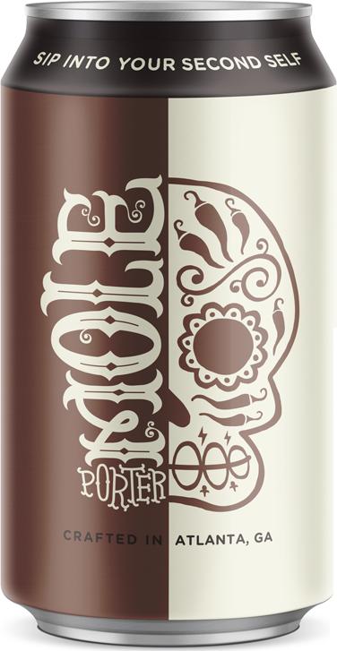 Molè Porter  - Spiced Porter