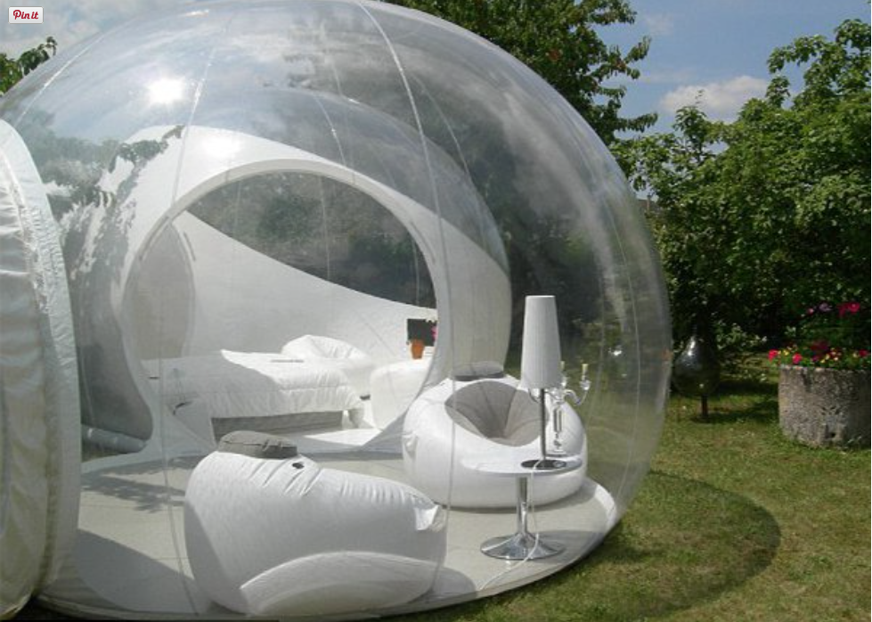 Crystal Bubble Tent - IPPINKA