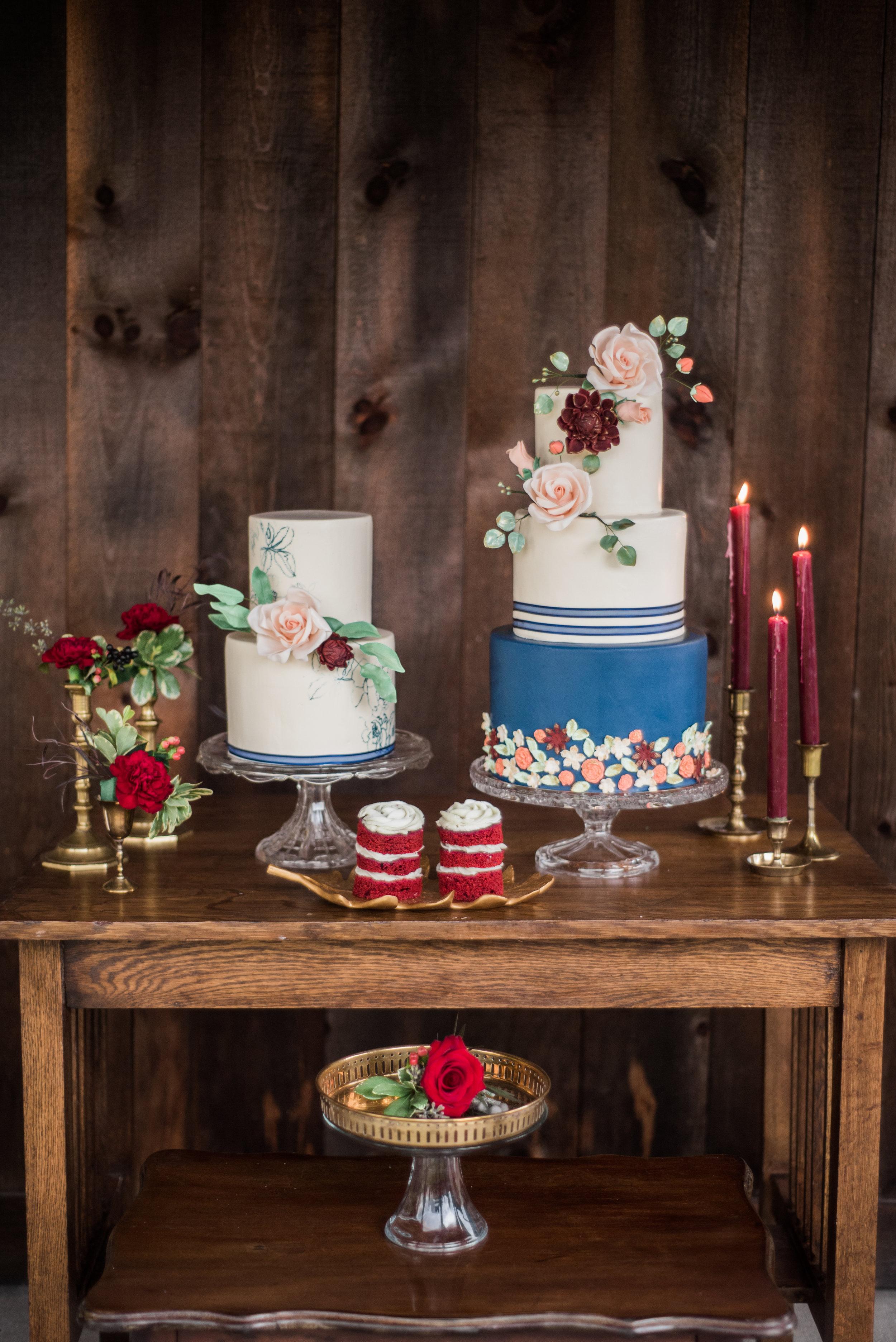 Cakes by Nicole of  Cakeity Cakes