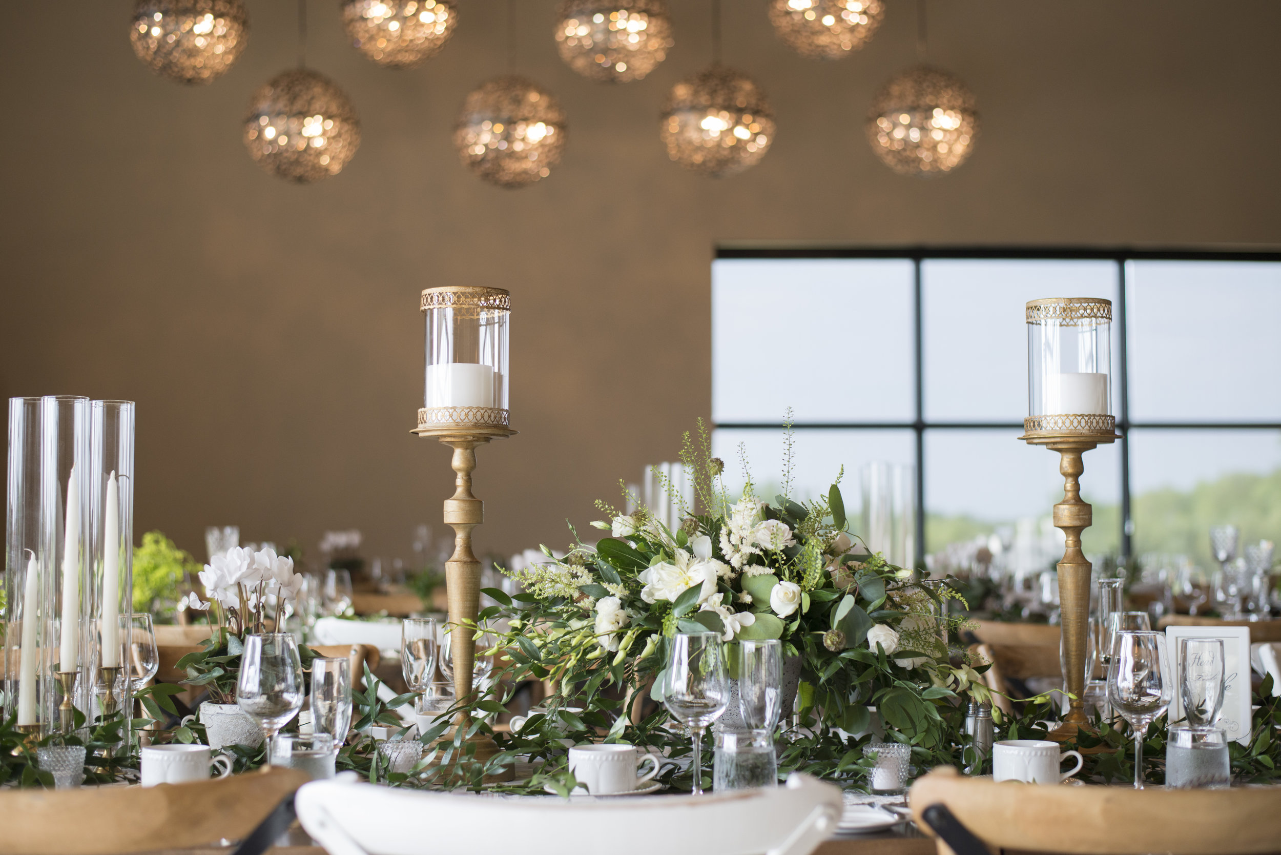 Adamo Winery Wedding - Greenery and White with a Tuscan twist for this Hockley Valley Wedding