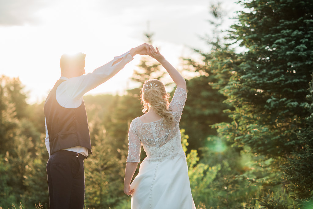 Drysdale Tree Farm Wedding -