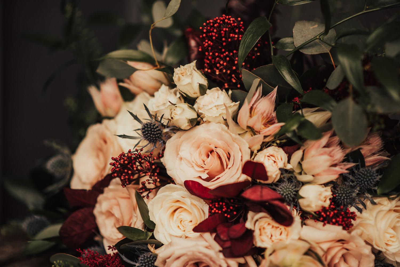 Belcroft Estates Fall Wedding -