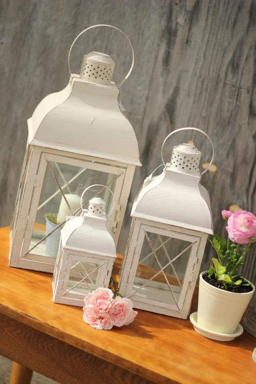 Set of 3 Lanterns $40 (2)