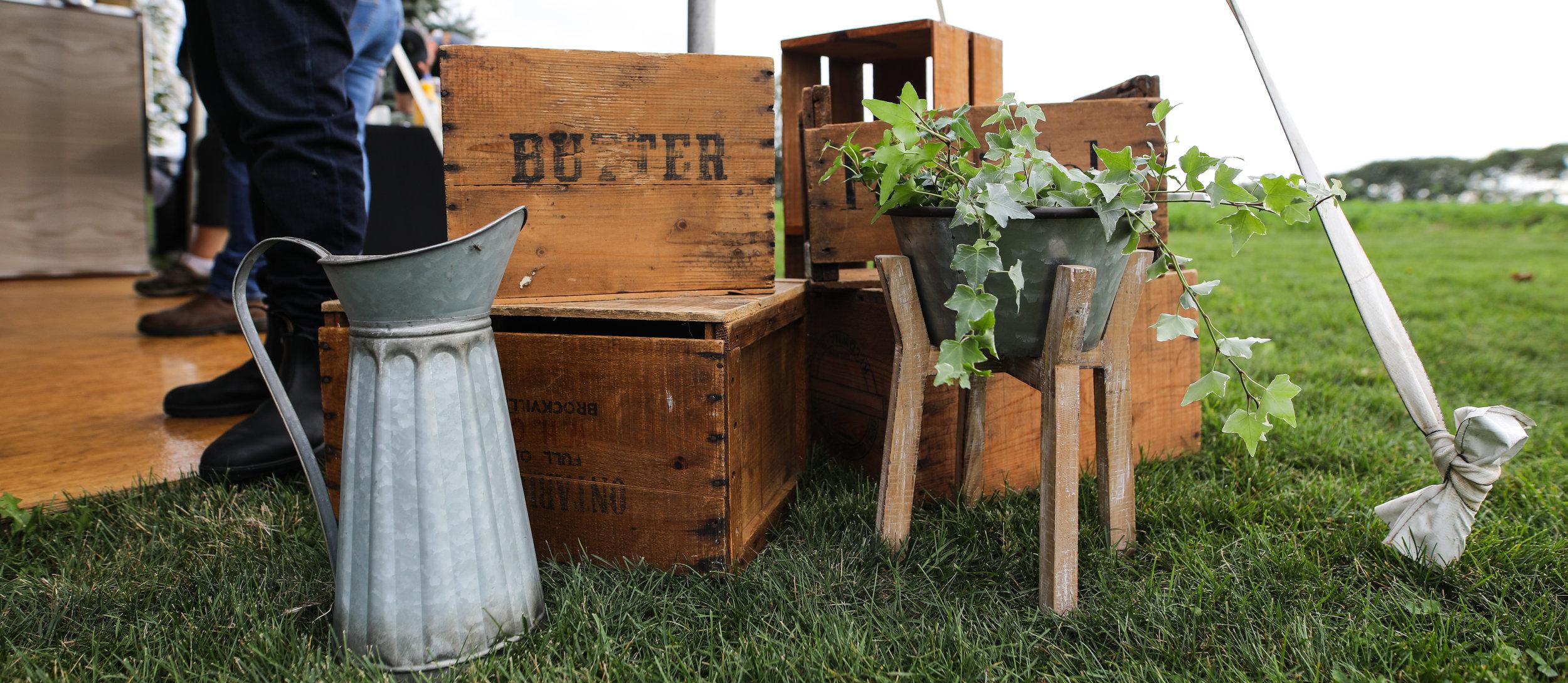Wooden Crates $10 (6)