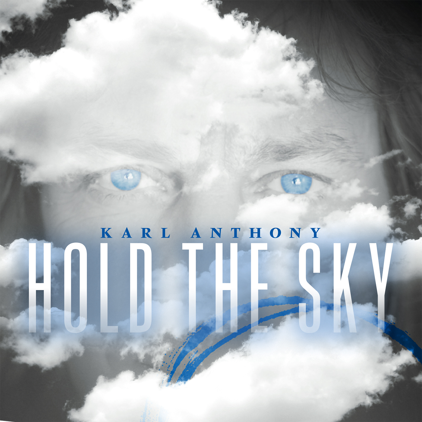 Karl Newest CD titled, Hold The Sky