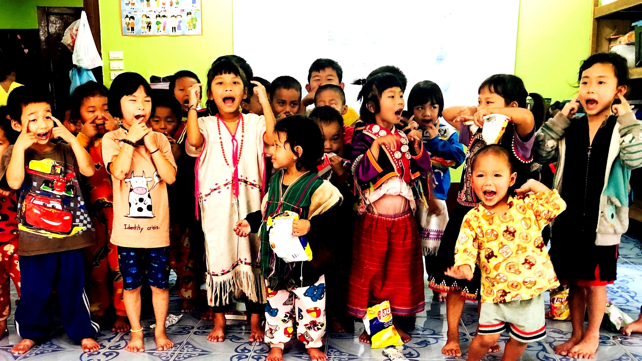 Our  SEVA (Service) Projects  introduce you to an orphanage, a disability center, an elephant rescue and a pre-school.