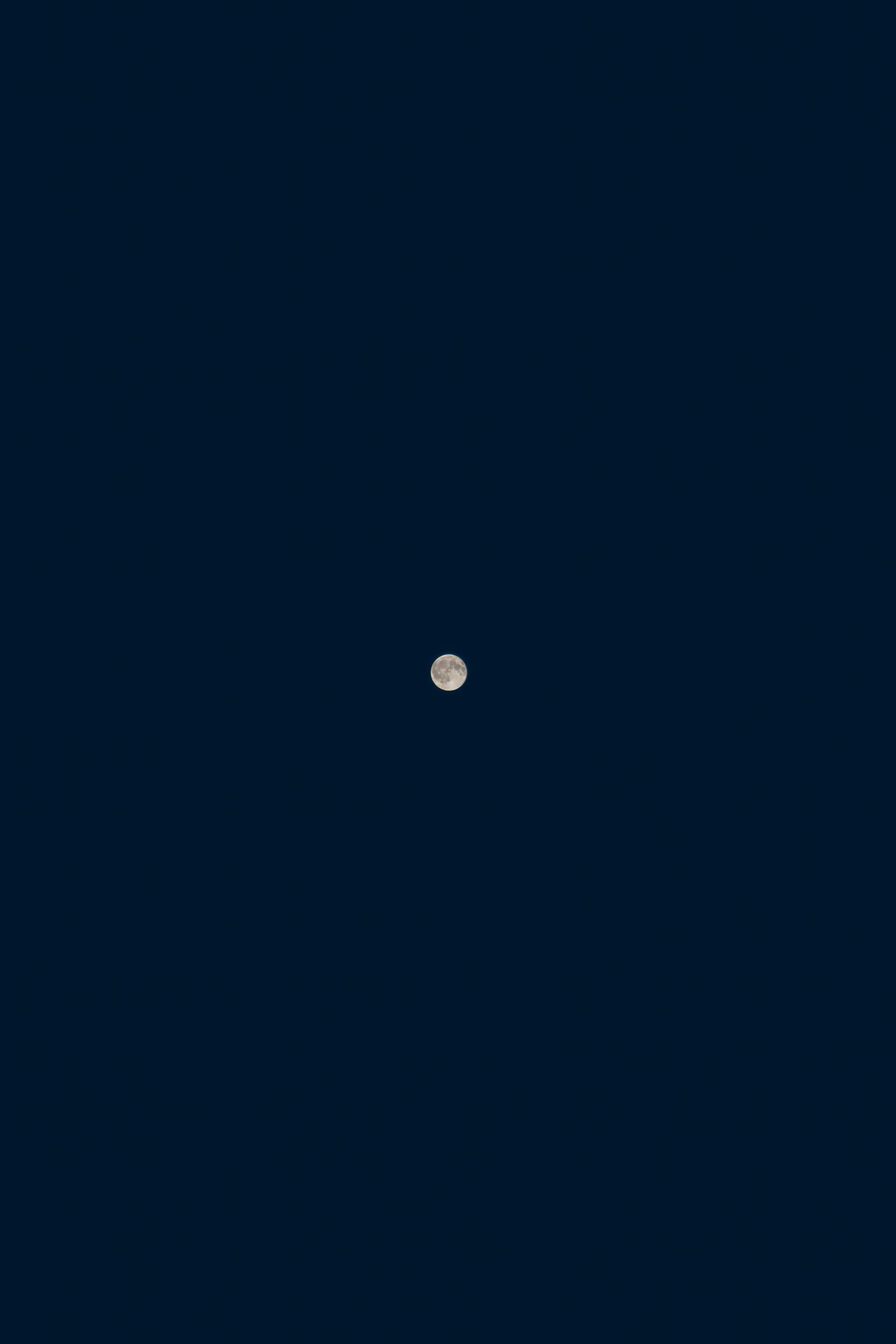 Moon #12 (Full Moon, 2016)