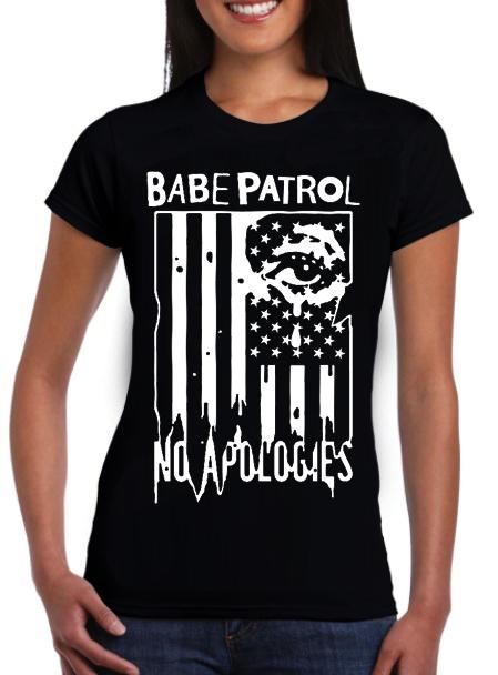No ApologiesT-shirt - $15 + shipping