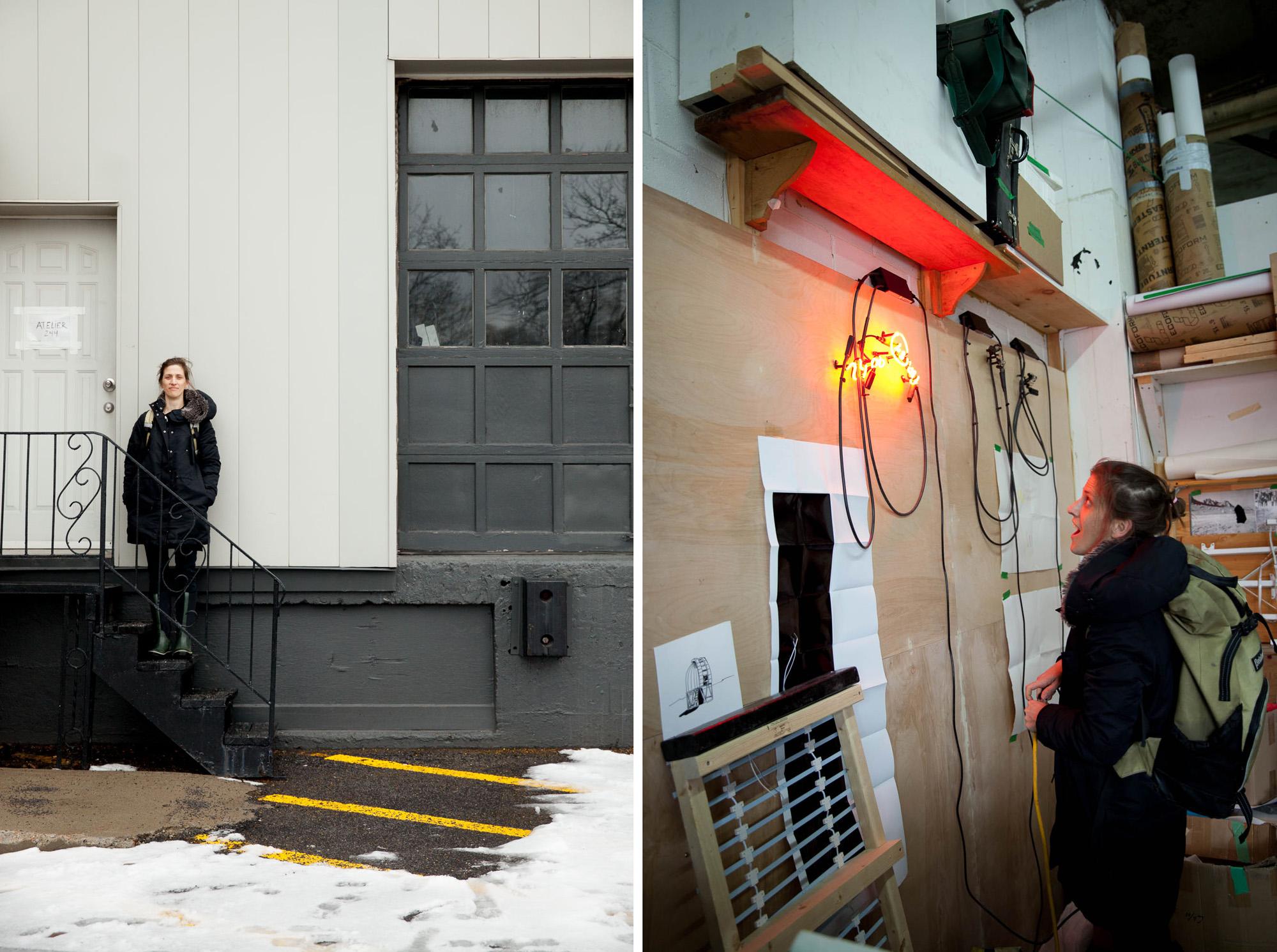 Quebec City studio