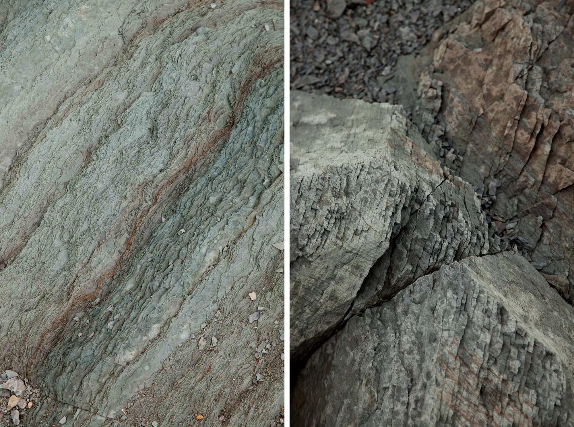 St Lawrence rocks