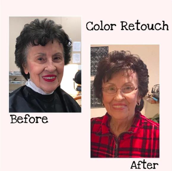 Color Retouch