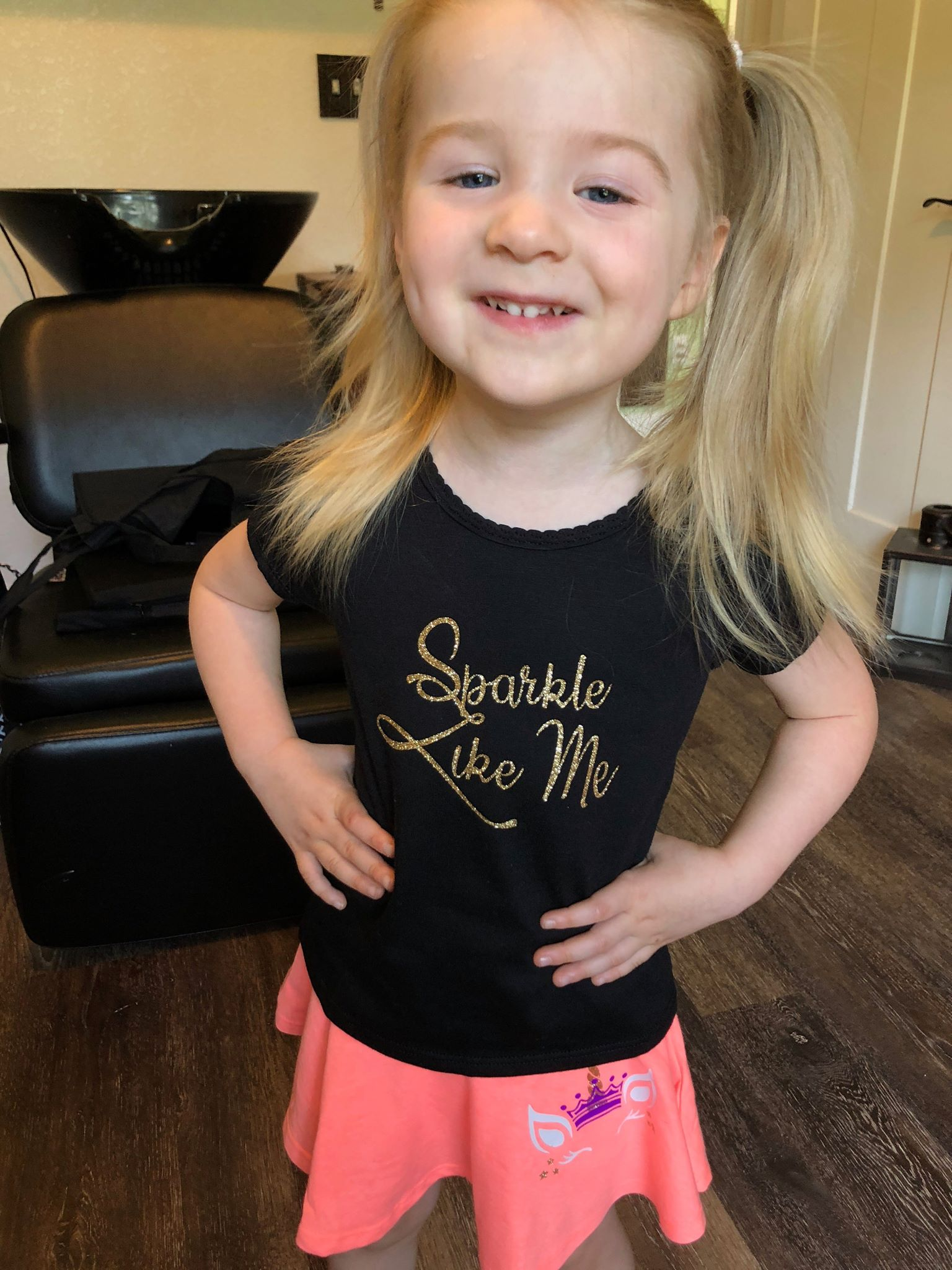 Sparkle Like Me shirt