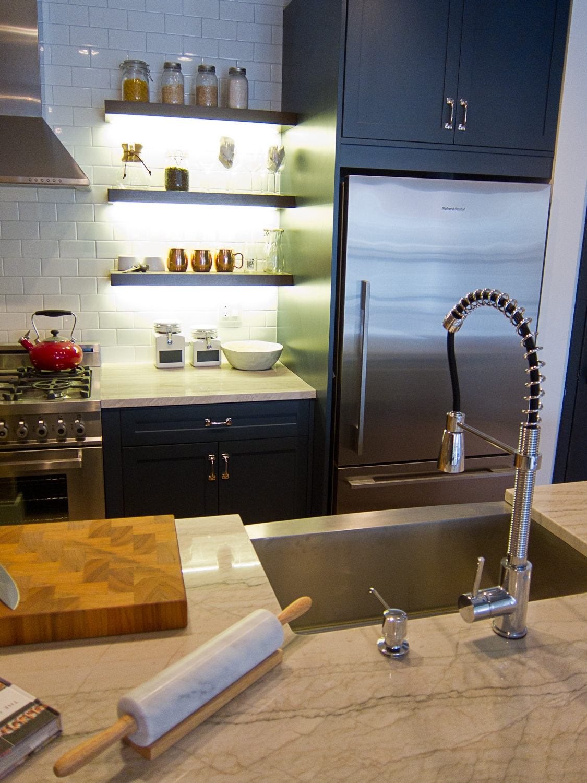 kitchens at 150 Richardson St., Brooklyn