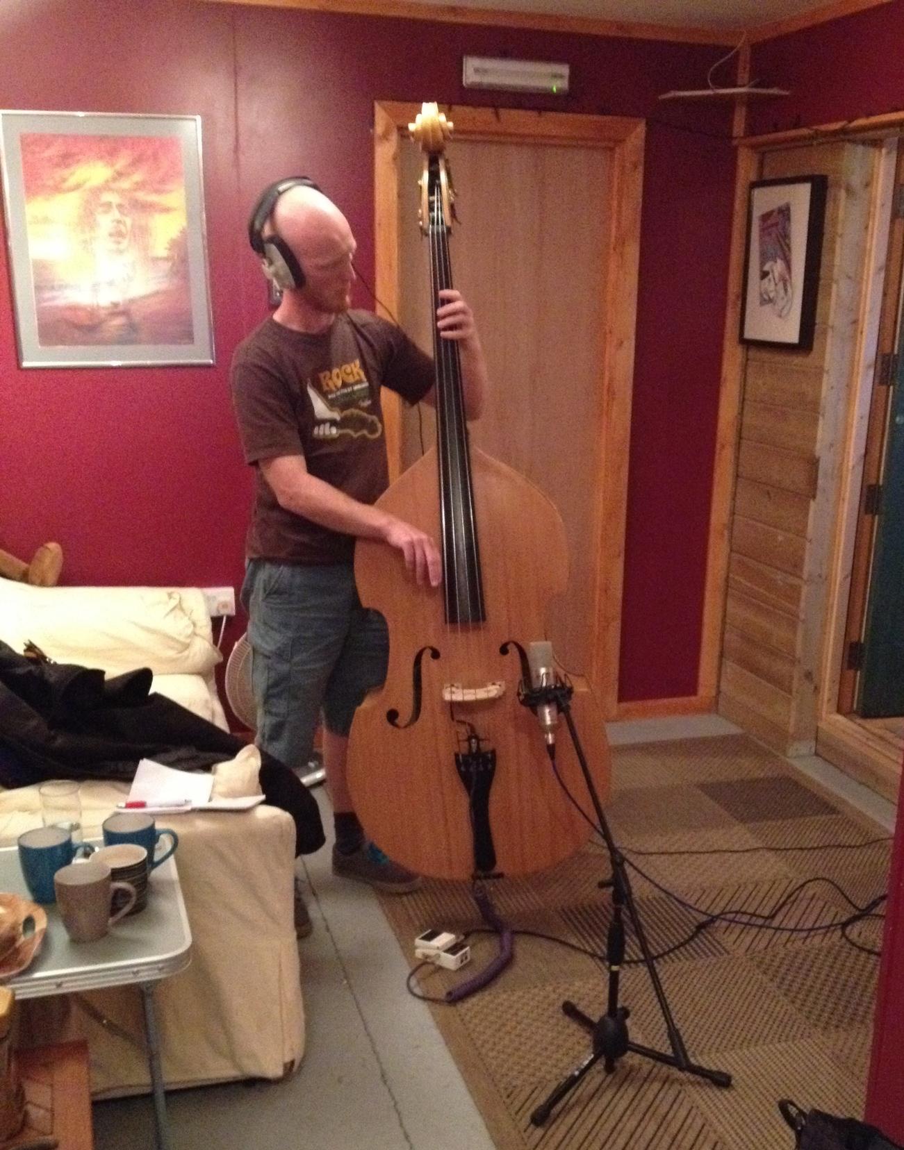 Styles Recording Studio Exeter
