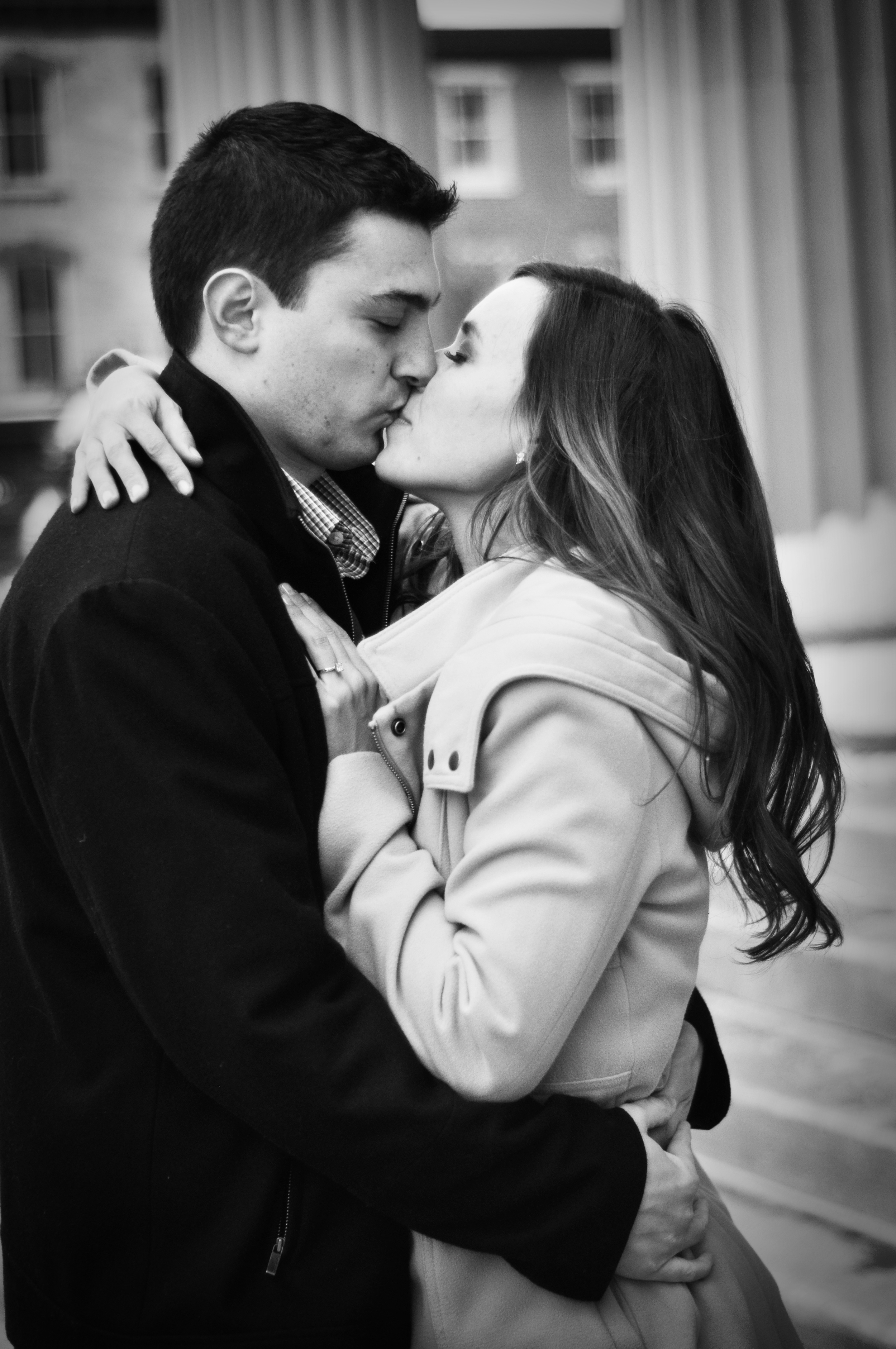 Christine Krawiec Photography - West Chester Engagement Photographer