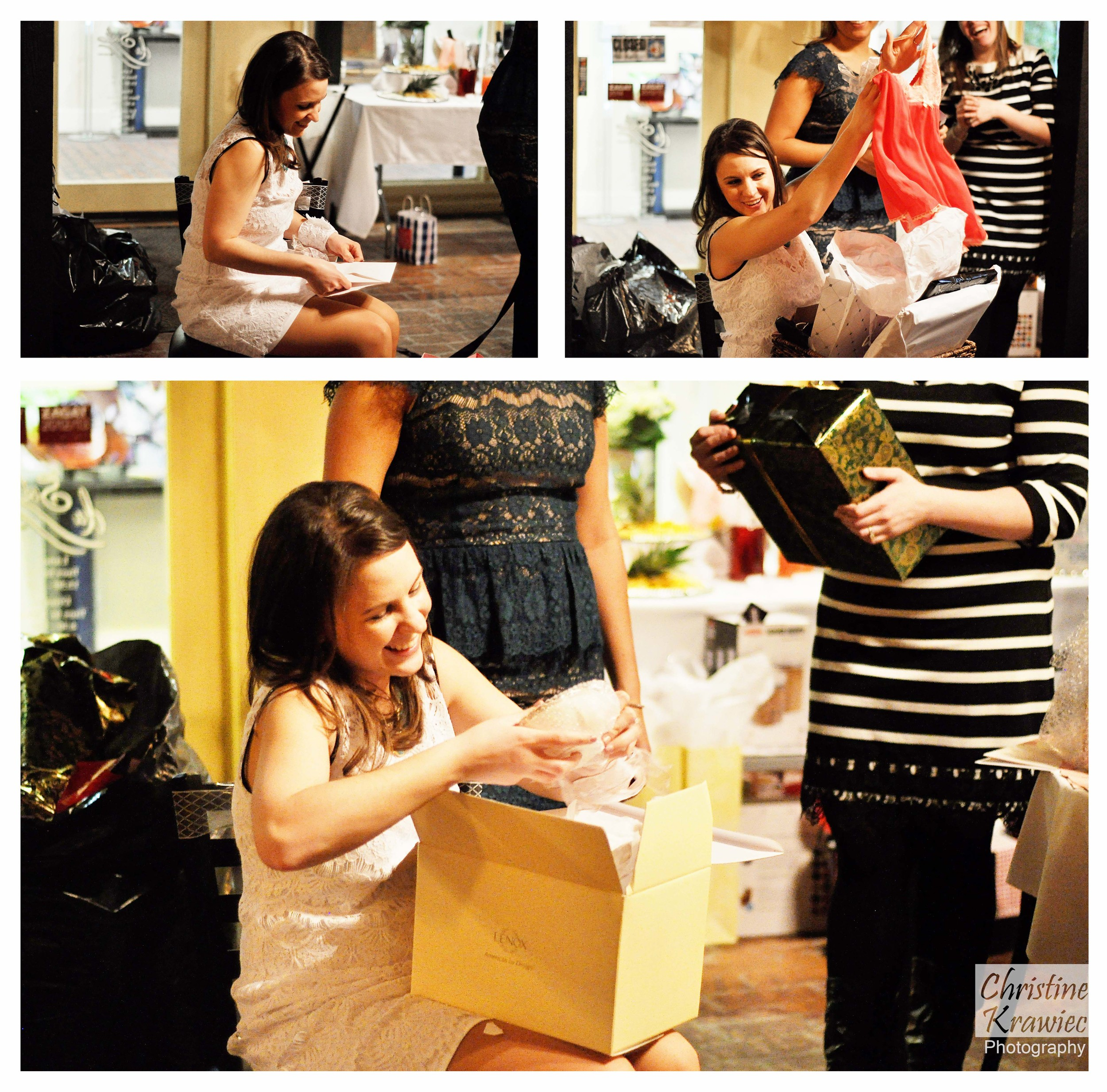 Christine Krawiec Photography - Haddonfield Bridal Shower Photographer
