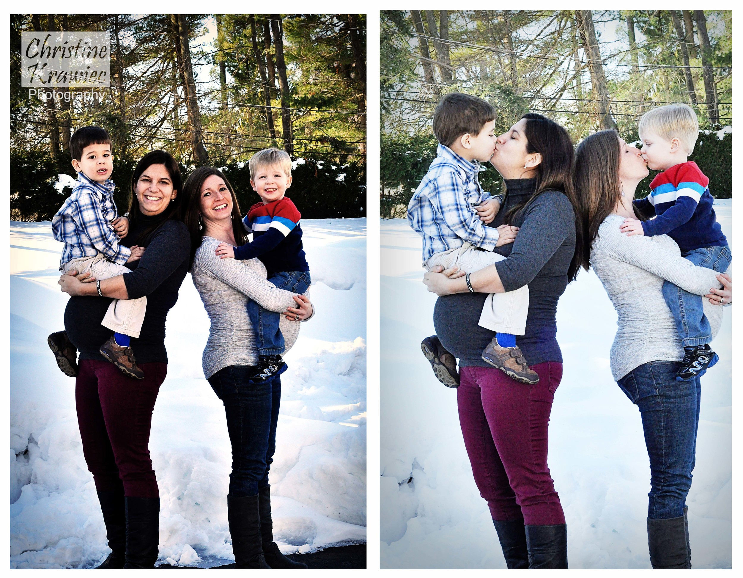 Christine Krawiec Photography - Broomall Maternity Photographer