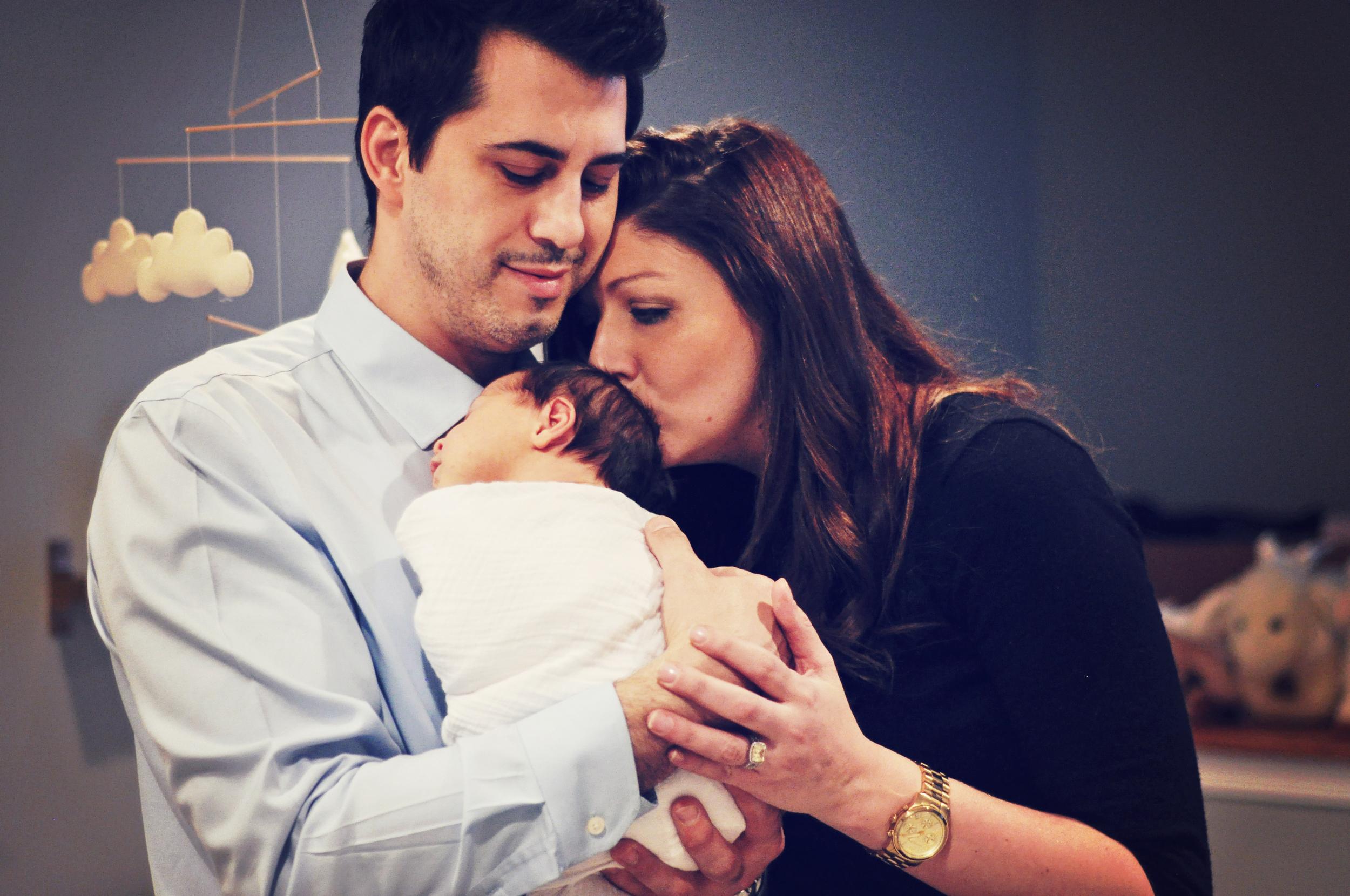Christine Krawiec Photography - Philadelphia Newborn Photographer