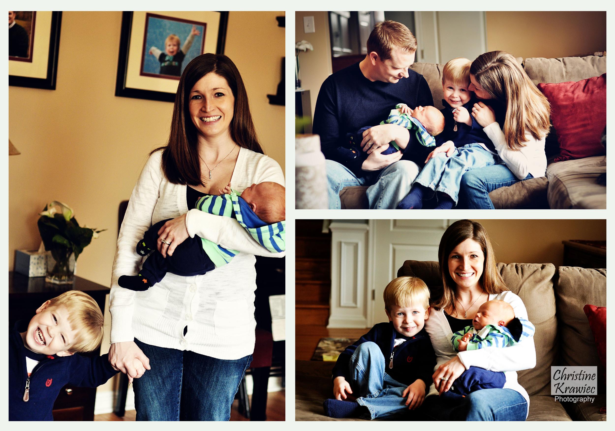 Christine KRawiec PHotography - Broomall Newborn Photographer
