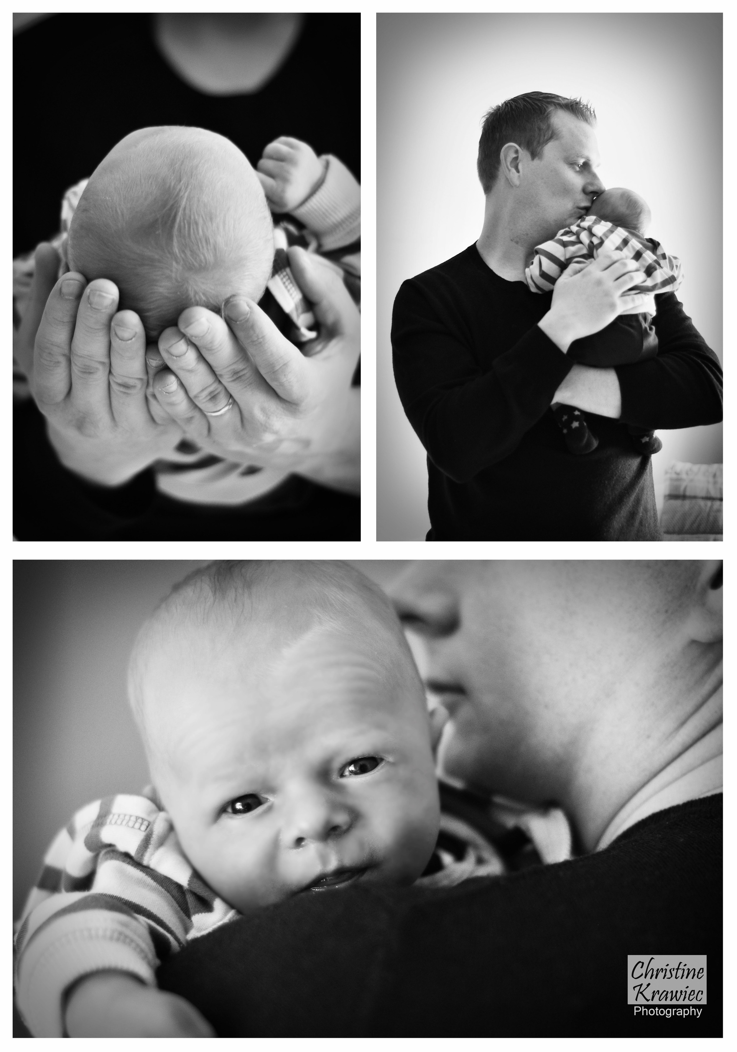 Christine KRawiec PHotography - Broomall Newborn Photographer