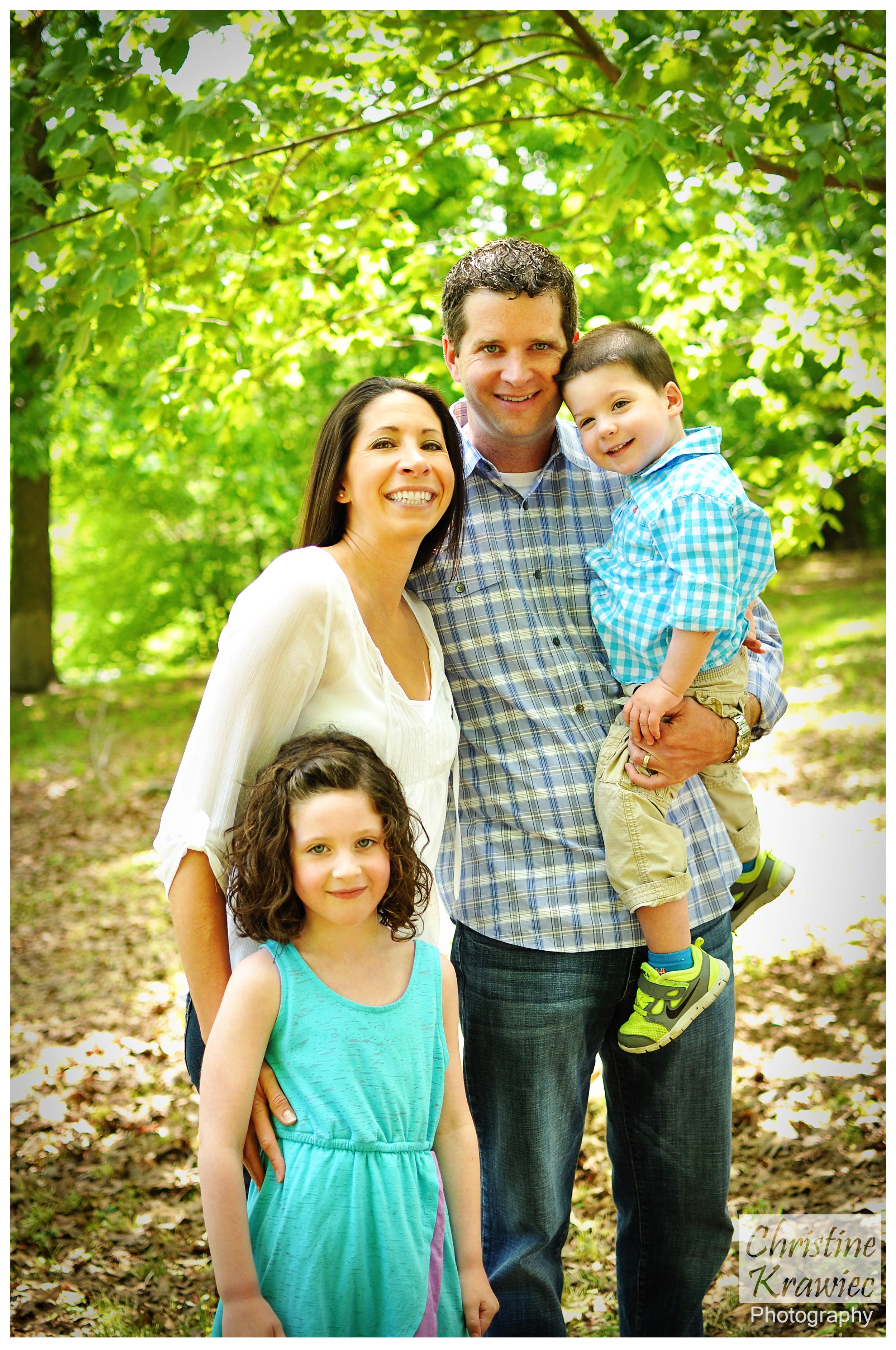 Christine KRawiec Photography - Haddonfield Family Photographer