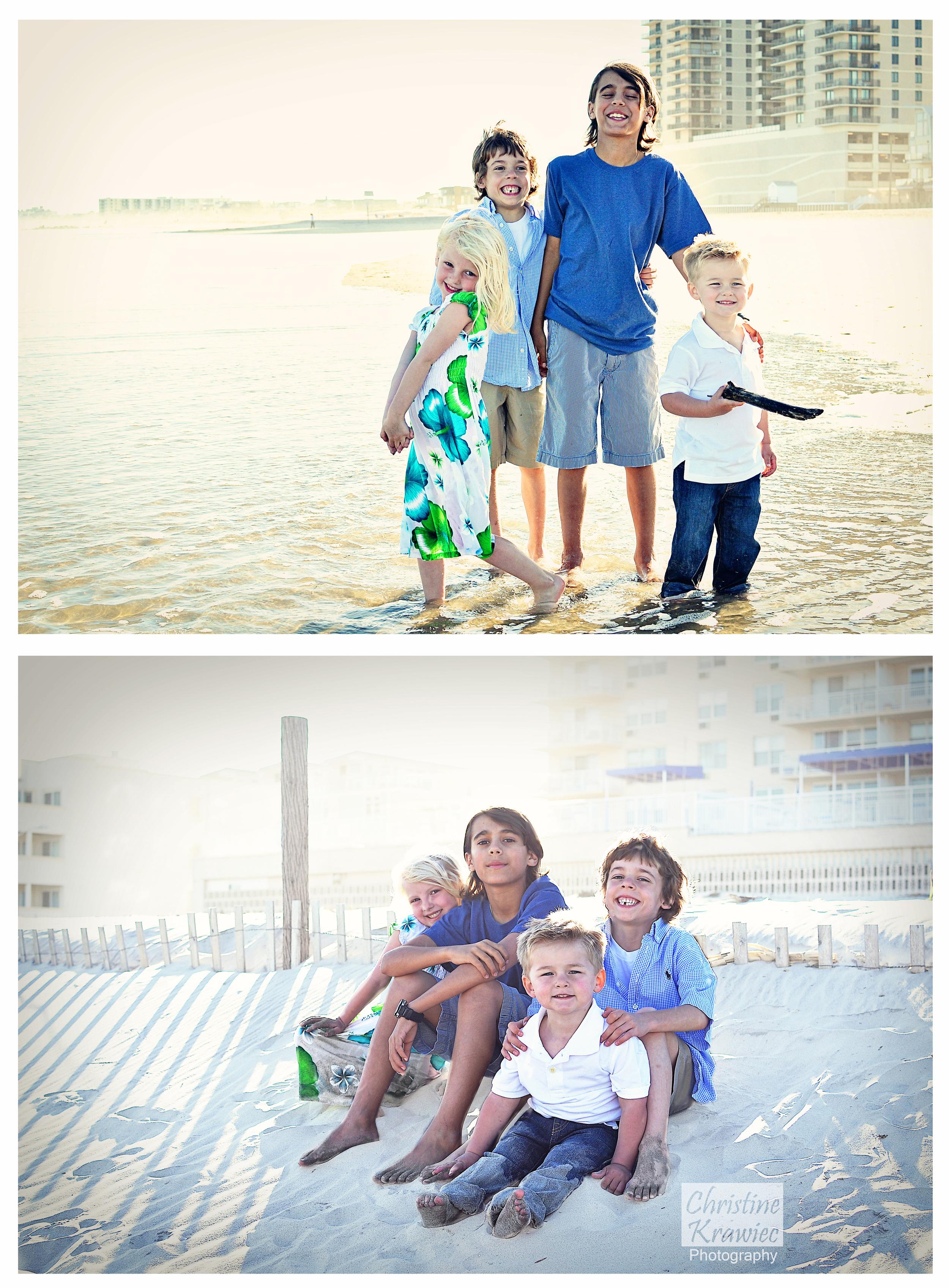 Christine Krawiec Photography - Margate Beach Photographer