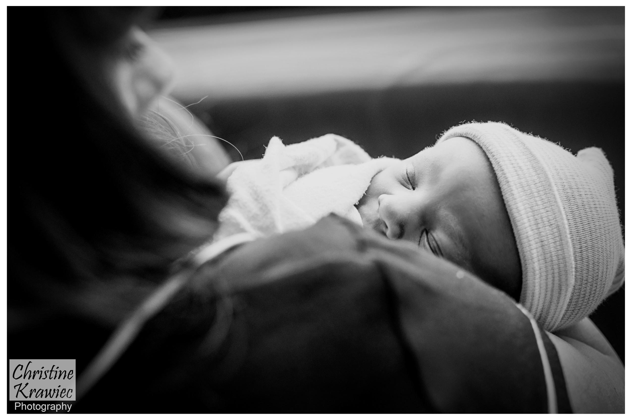 Christine Krawiec Photography - South Jersey Newborn Photographer