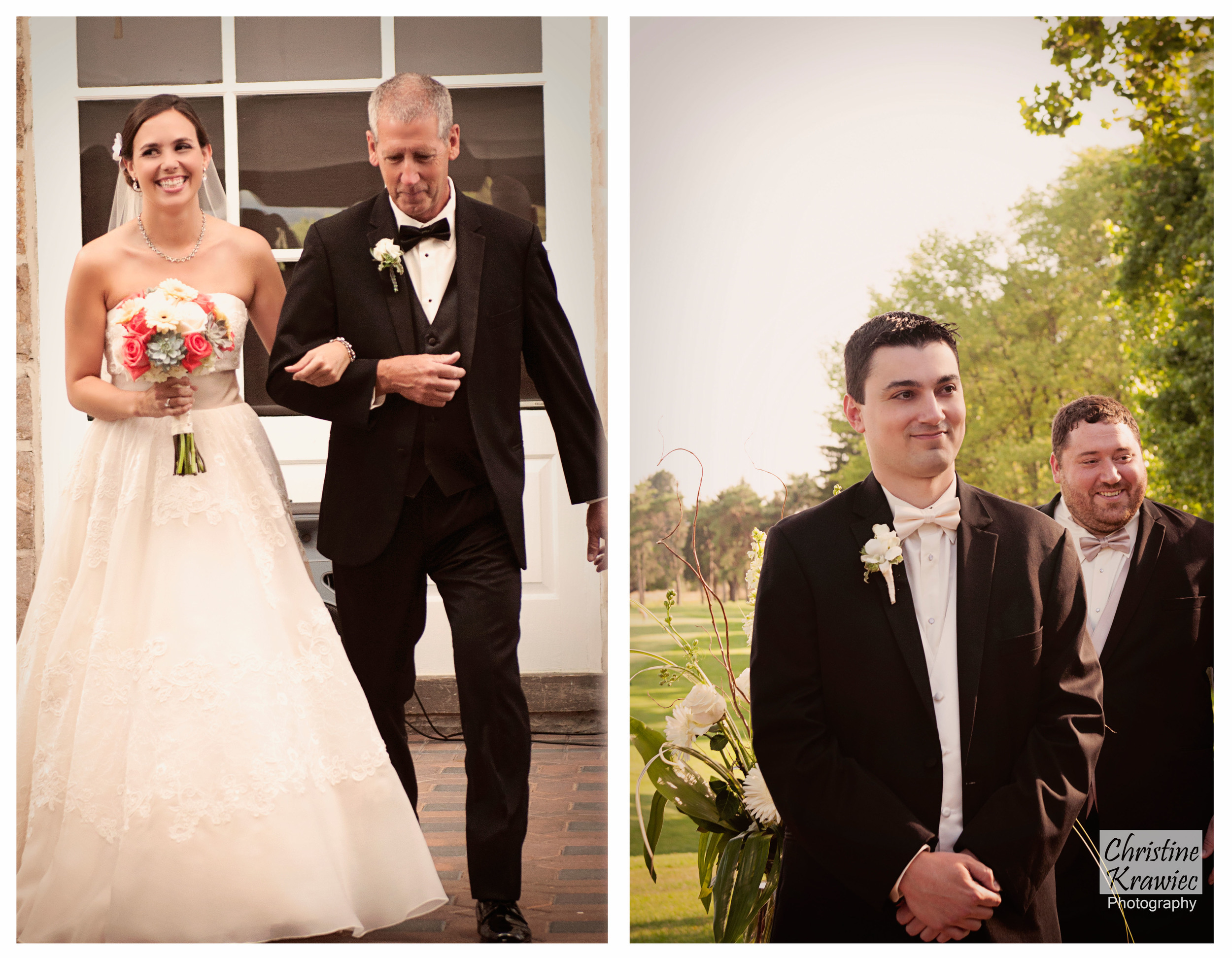 Christine Krawiec Photography - Silver Creek Country Club Wedding Photographer