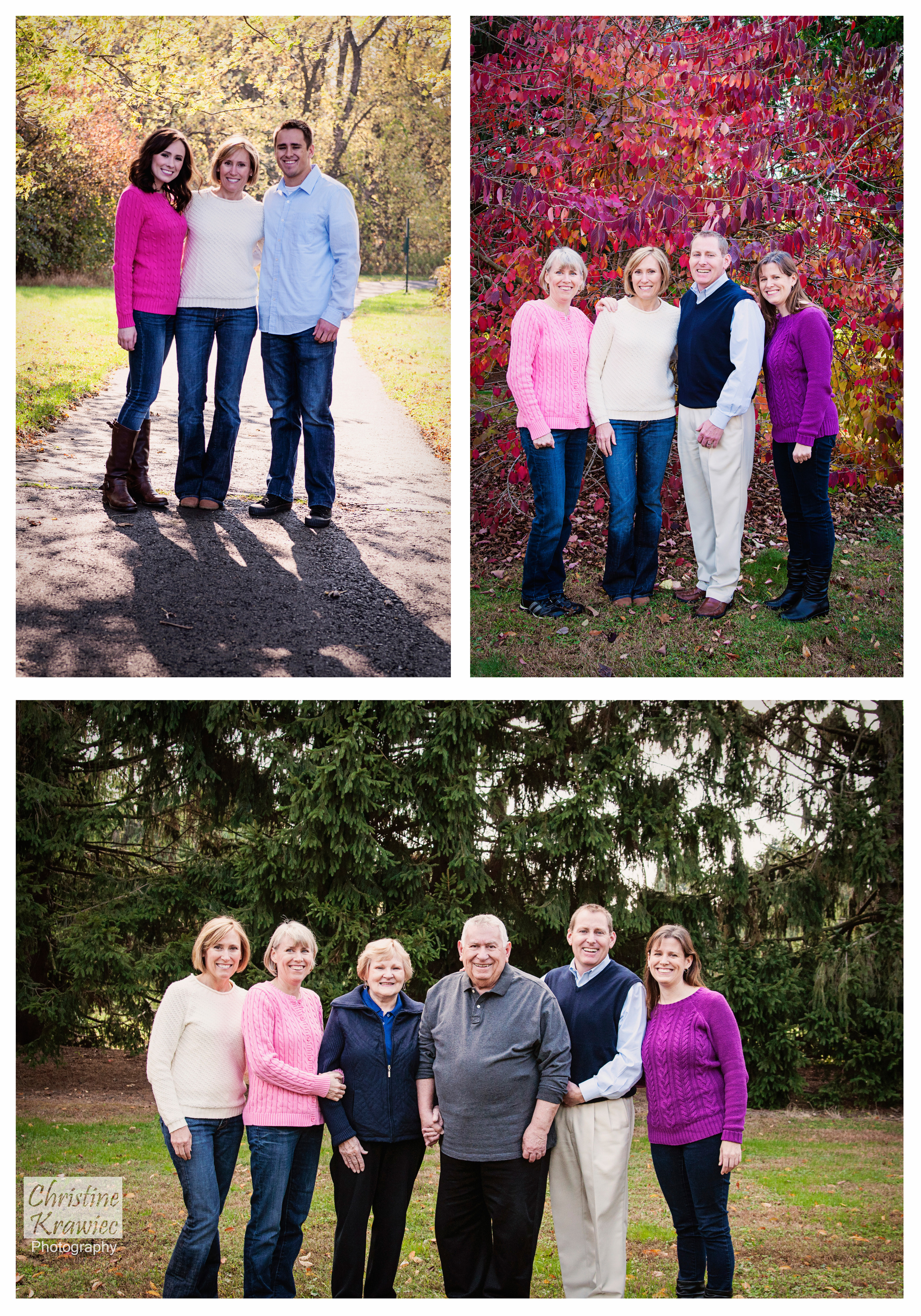 Christin Krawiec Photography - Bucks County Family Photographer