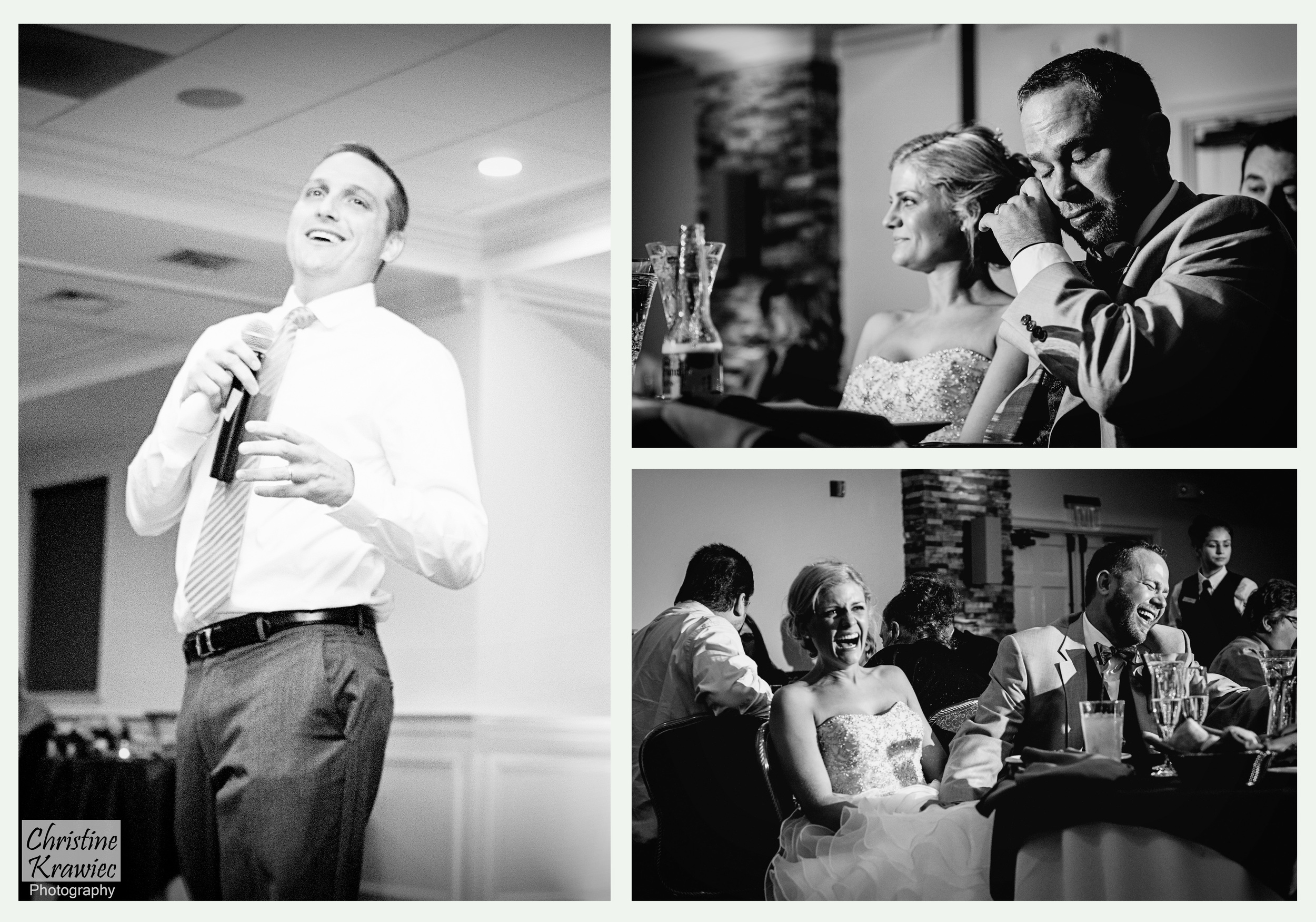 Christine Krawiec Photography - Hartefeld National Golf Club Wedding