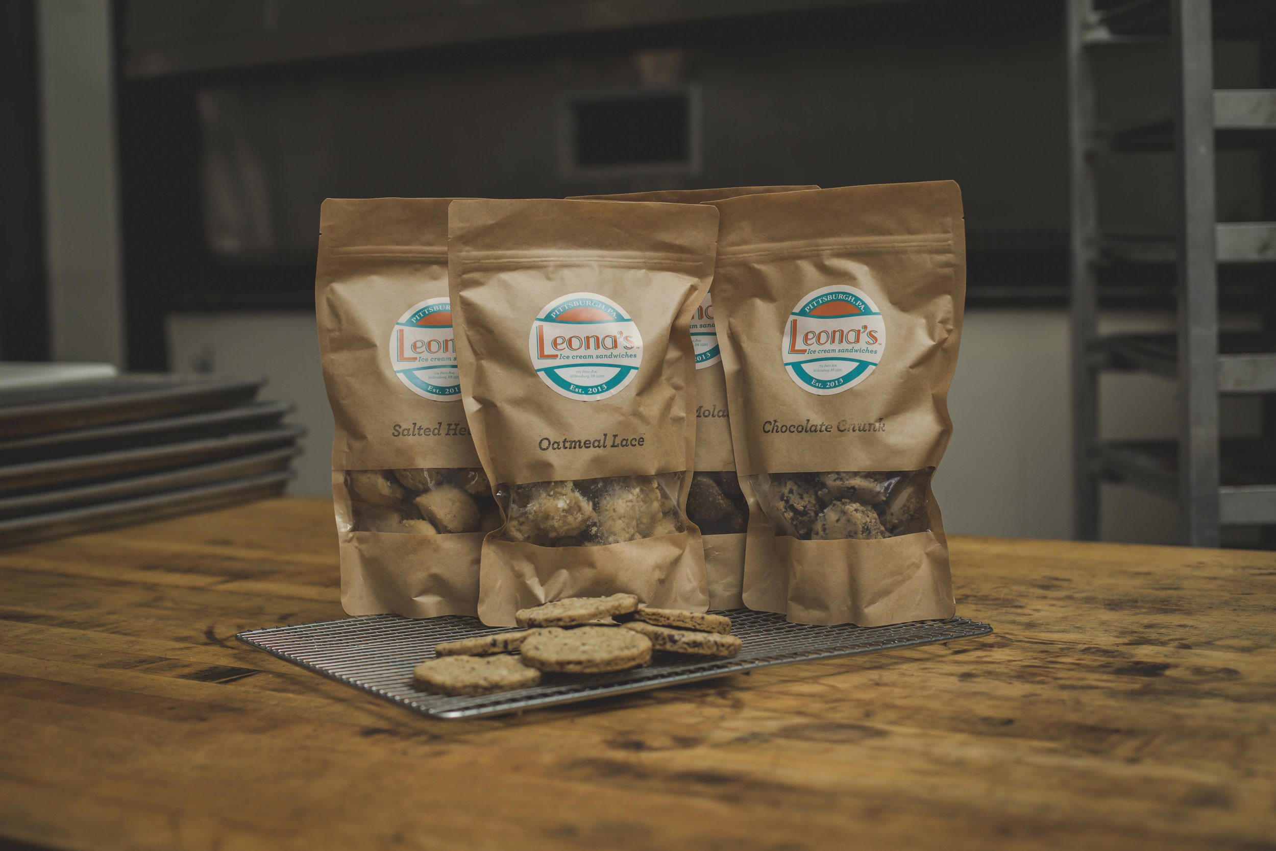 Have you baked our cookies at home? You should, then take all the credit. We won't tell.