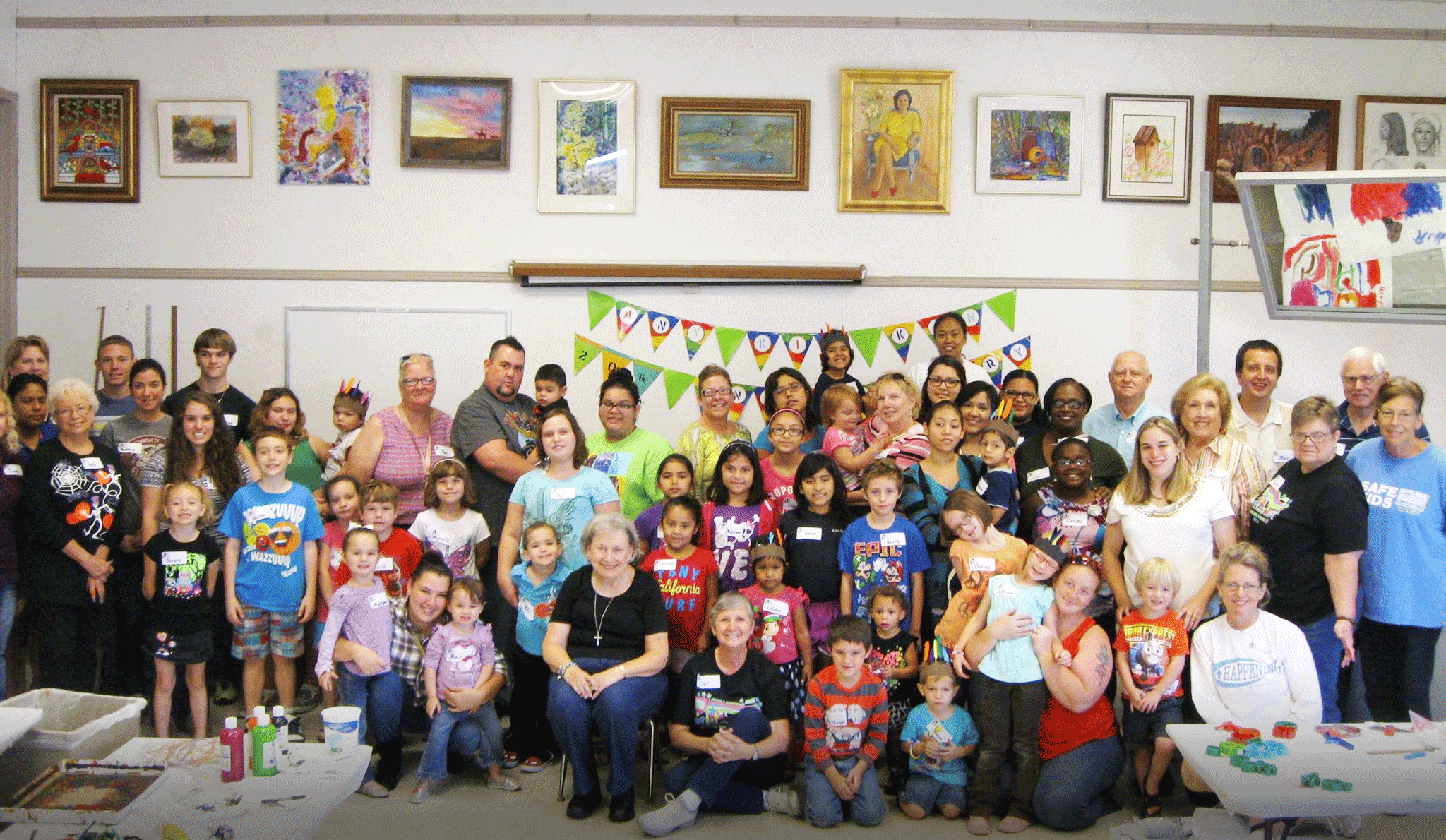 The Brazosport Art League & BACH