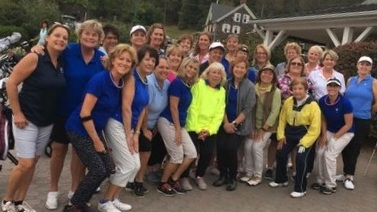 Open only to students of Mary Beth Kohberger who have played in the league before or have taken a class or lesson within the last 2 years.  Meets the 1st, 3rd, & 5th Thursday of every month at Black Bear Golf Course in Franklin, NJ from 5/2 thru 10/3/19 * No League July 4th, 2019  League fee $65 plus $25 towards a lesson or for attending a sip n swing at Black Bear (see below for more information on the Sip N Swing) for a total fee of $90.  ** Sip N Swing - Black Bear will be hosting Sip N Swing events on the 2nd and 4th Wednesday, May 15th through August 14th! Enjoy a 45-minute instructional clinic with Mary Beth Kohberger, then a few holes of golf followed by a wine tasting paired with tasty hors d'oeuvres. You must register with the Black Bear Clubhouse at least 24 hours prior to the start time of 5:30 pm.  The weekly green fee is $25 which will include a cart this year. There will be an additional $5 fee for the last week which will be glow golf.  2019 Season will begin in Thursday May 4th . Please arrive by 5:00 pm, so that you are signed in, paid, and ready to play.  For more information about this league, please call the office at (973) 600-8954.