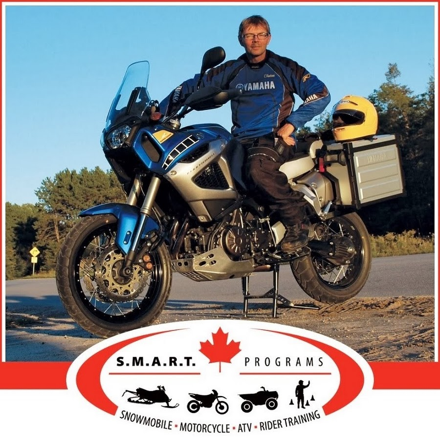 Clinton Smout and the S.M.A.R.T Rider Training Program