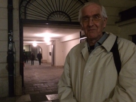 A Vienna Greeters visitor