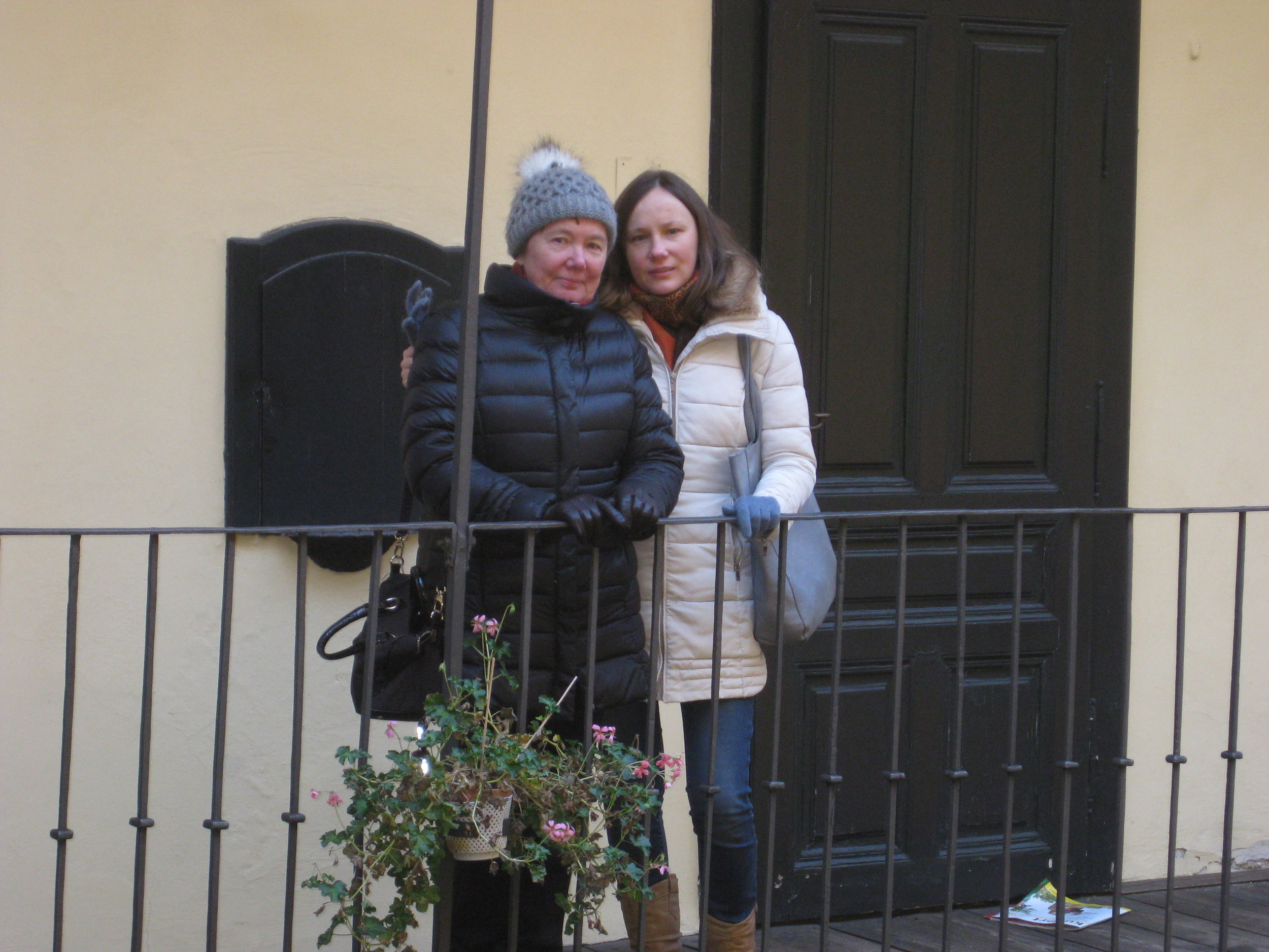 Exploring the historical centre of Vienna