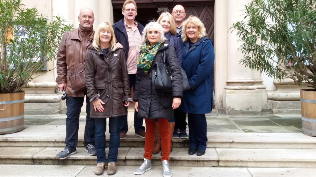 A free walk with Vienna Greeters