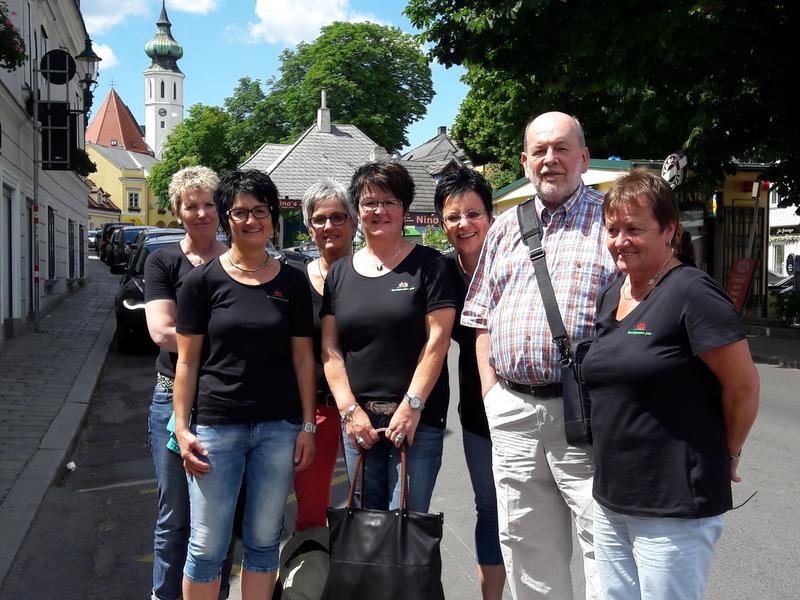 A summer walk in historic Vienna