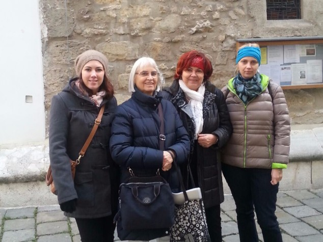 On an historical discovery tour in Vienna
