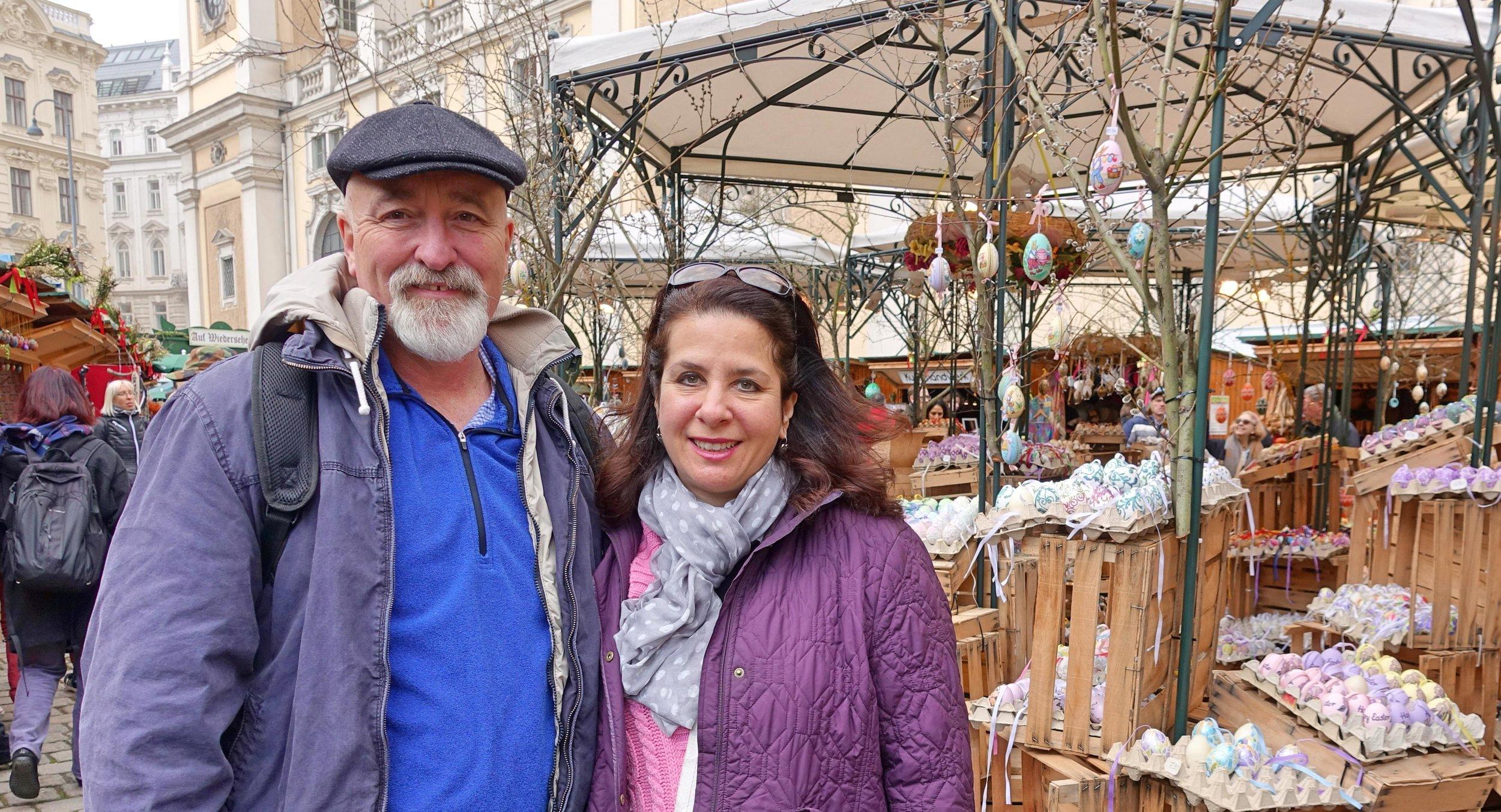 Markets in Vienna