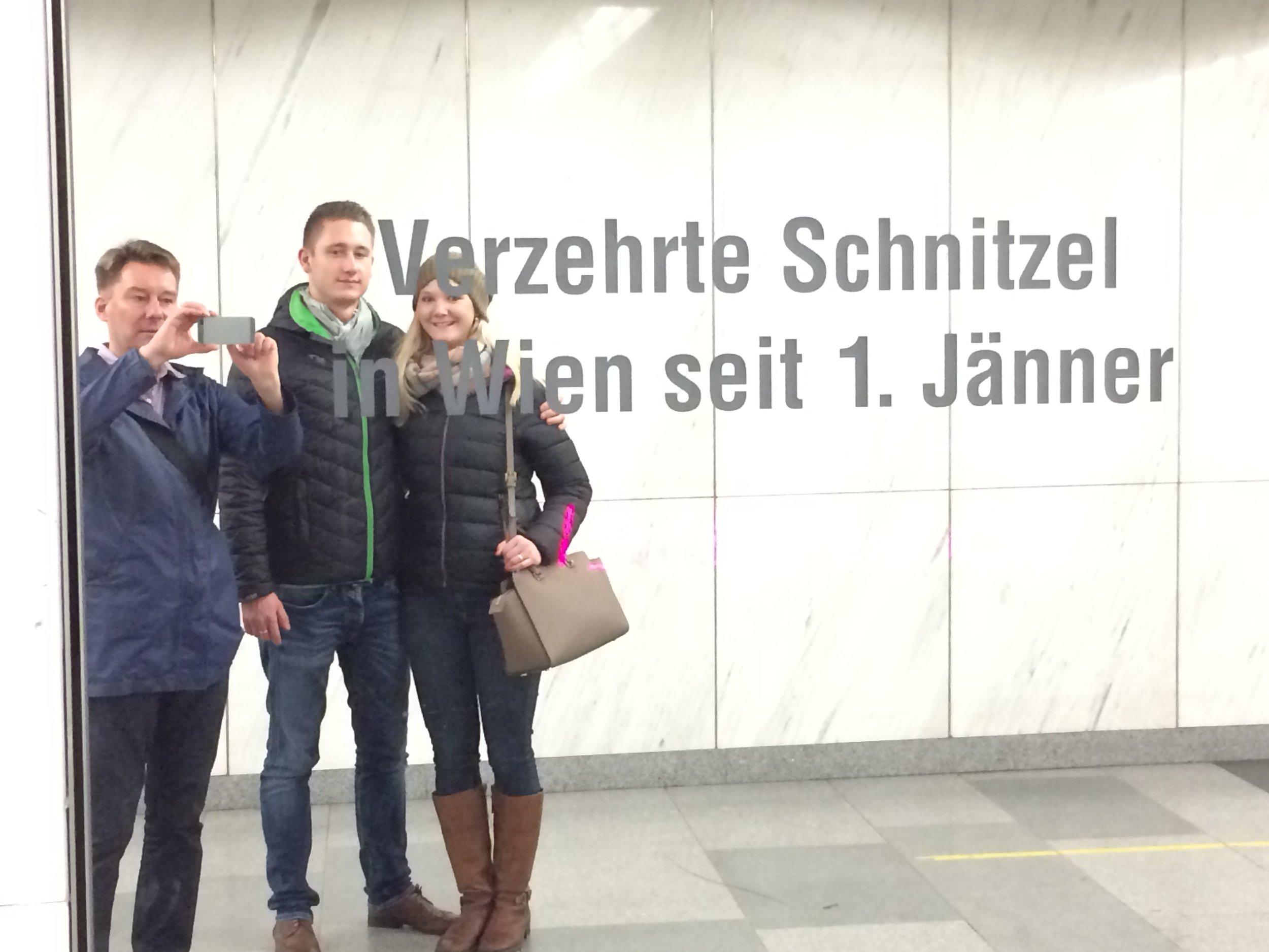 Important statistics in the Vienna underground