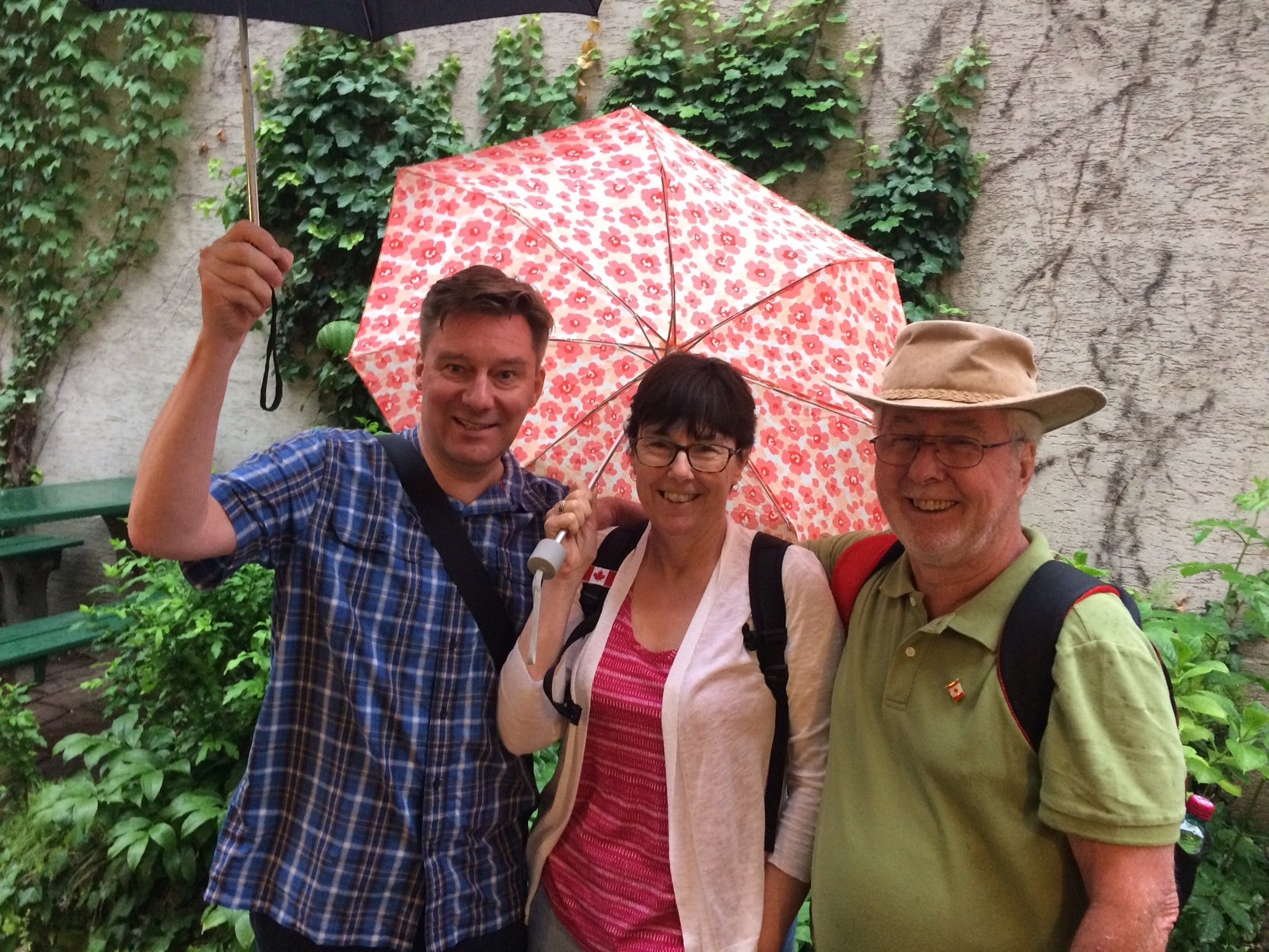 A free walk with a Vienna Greeter