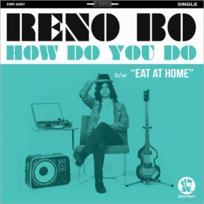 """How Do You Do"" b/w ""Eat AT Home"" (DIGITAL 45)"